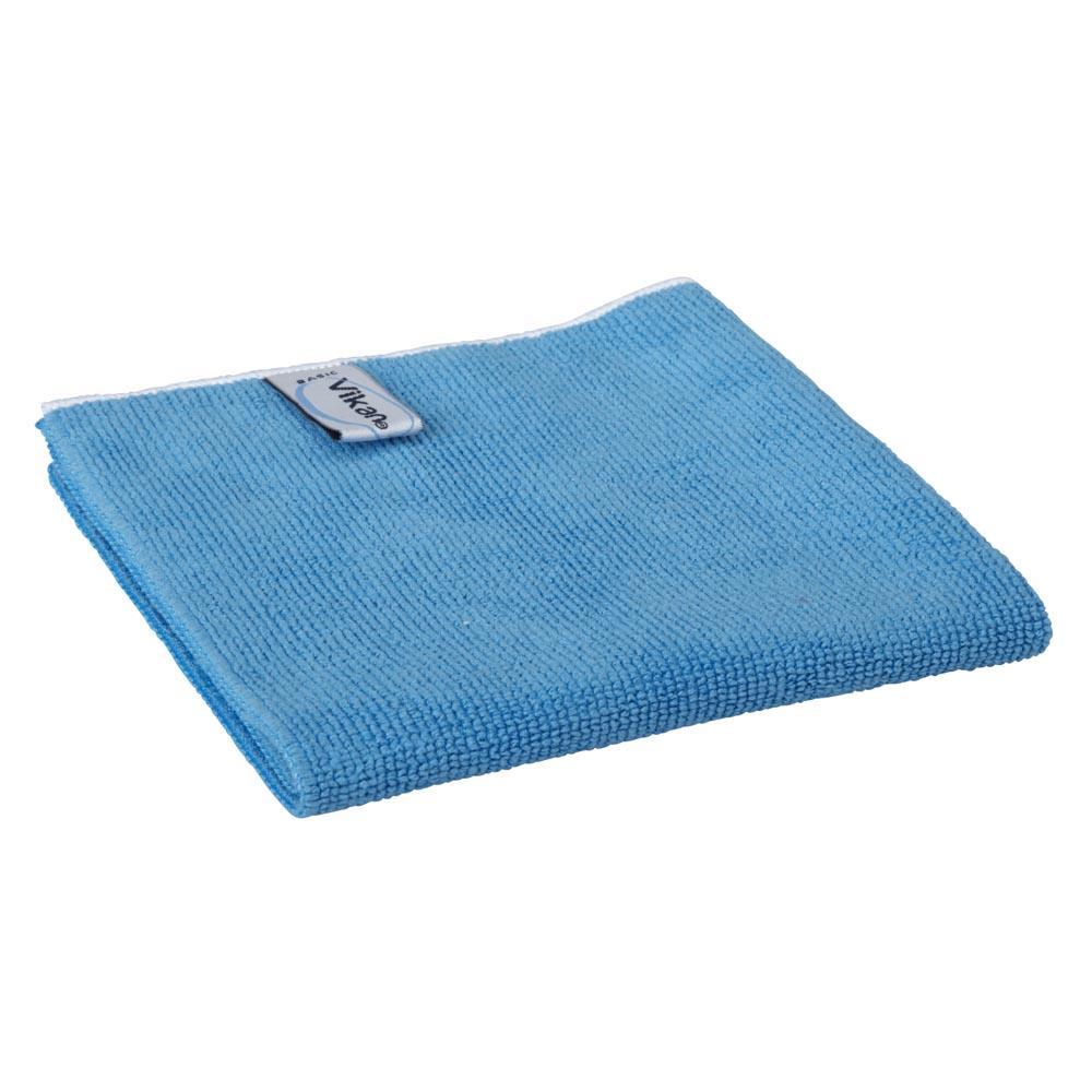 Vikan Basic mikroliina sininen 32x32cm